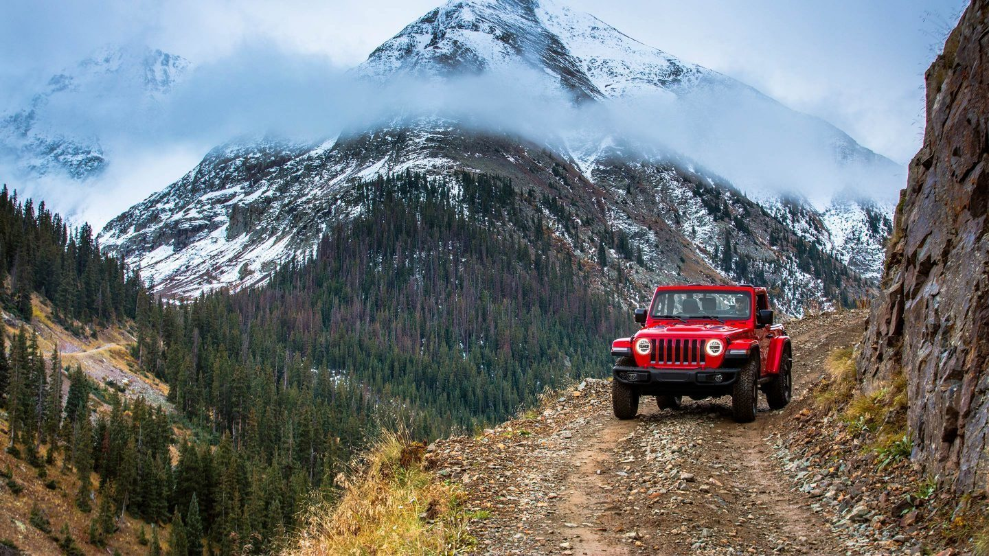 Ouray Jeep Rentals Ouray Jeep Trails Ouray Mountain